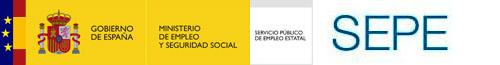 Gobierno de España Servicio Público de Empleo Estatal. Fondo Social Europeo